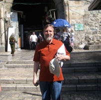 George at the Damascus Gate